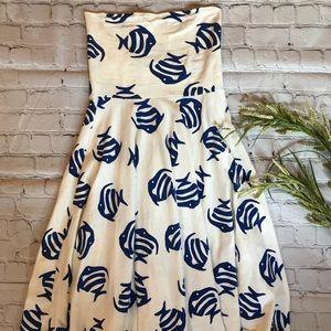 J. Crew Convertible Dress/Skirt